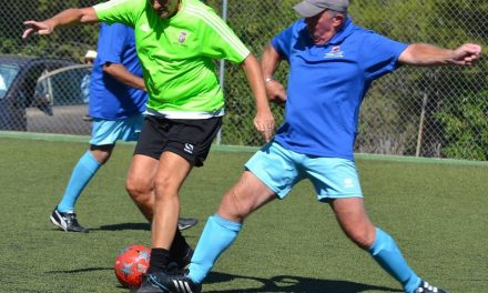 Mid Rhondda Walking Football