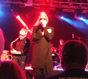 The Psychedelic Furs are wizards in Wales