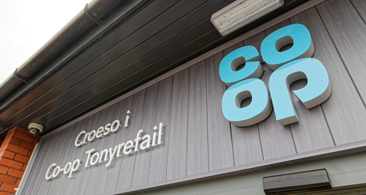 TONYREFAIL CO-OP LAUNCH FOLLOWING £1M MAKEOVER