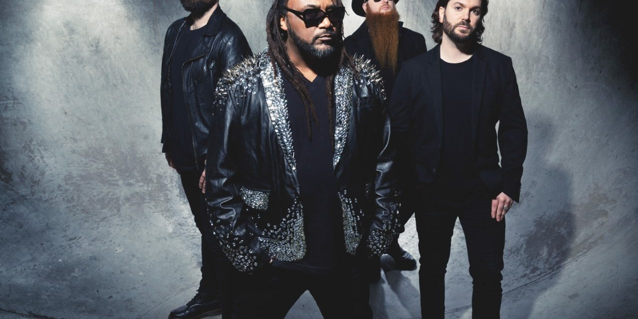Skindred in Wales