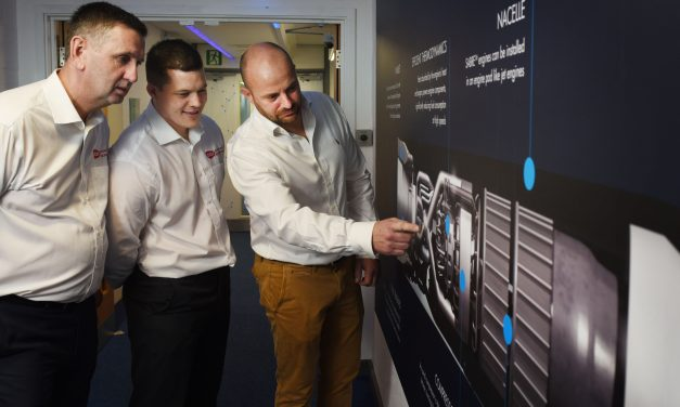 3D SOFTWARE FIRM IN ABERCYNON HELPS WITH LIFT OFF OF WORLD-FIRST HYPERSONIC ENGINE DESIGN