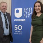 50 years of The Open University in Wales celebrated with unique historical display