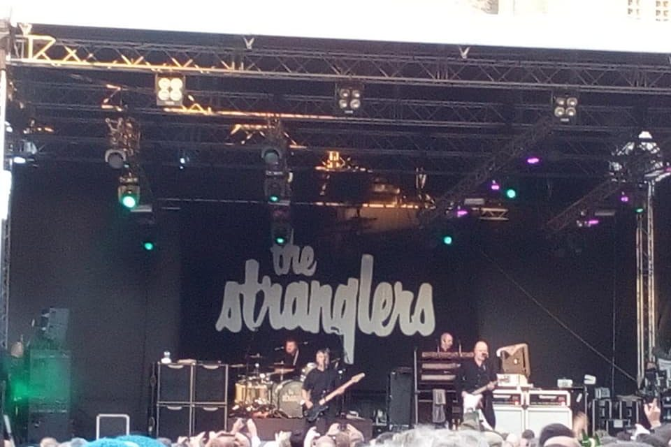 The Stranglers are heroes