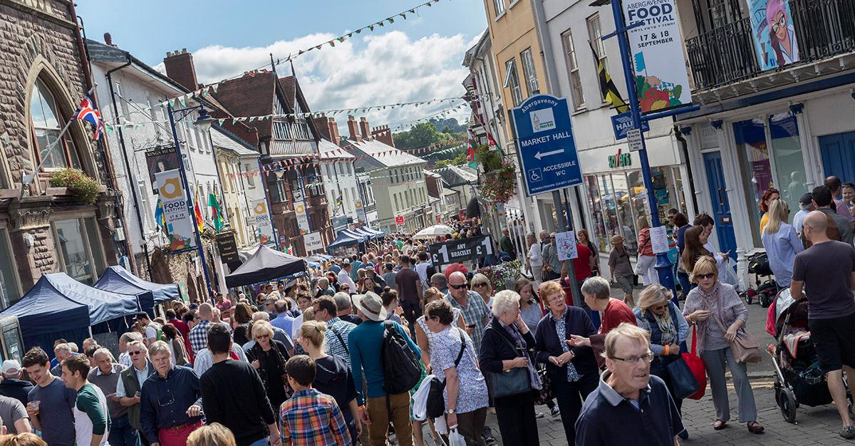 Abergavenny Food Festival