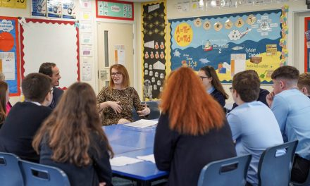 LESS THAN TWO WEEKS LEFT TO VOTE FOR AN AMAZING TEACHER IN SOUTH WALES