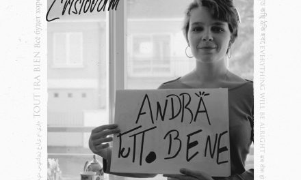 """ANDRÀ TUTTO BENE"": A MESSAGE OF HOPE"