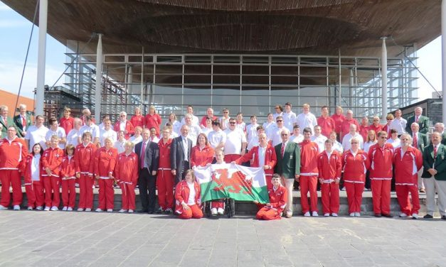 Special Olympics operates across all of Wales