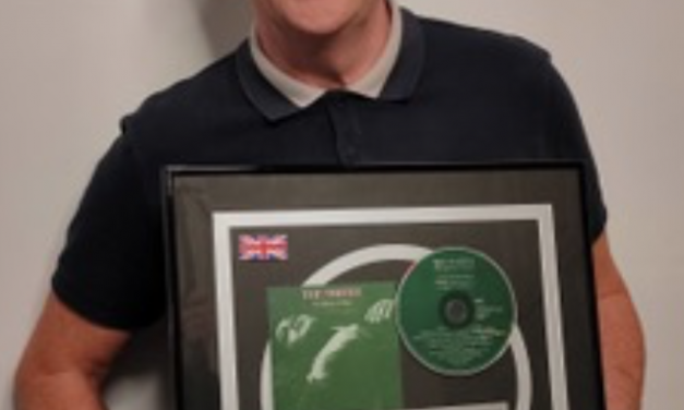 THE SMITHS' DRUMMER MIKE JOYCE