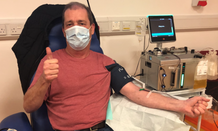 Recovered Covid-19 patients urged to donate plasma through innovative new process