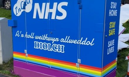 Diolch yn fawr NHS! Virgin Media shows their gratitude for NHS Wales in Rhondda Cynon Taf