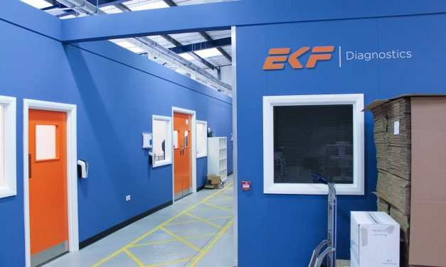 EKF opens new manufacturing facility in Cardiff