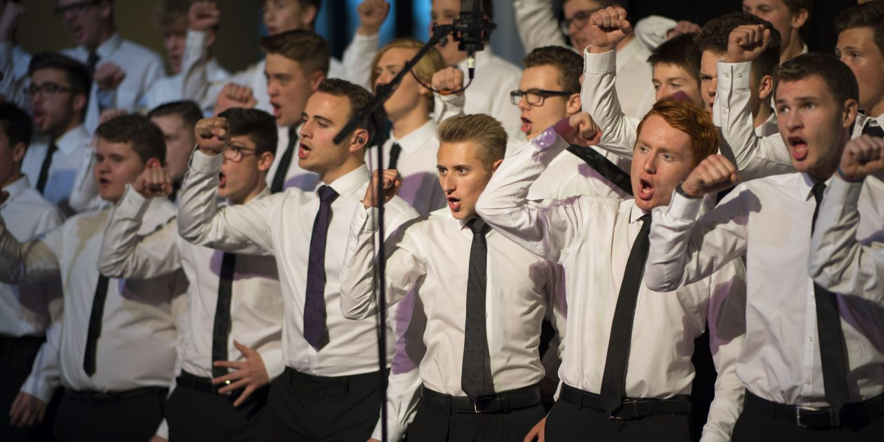 Singers from Treorchy aim to hit the high notes in Japan