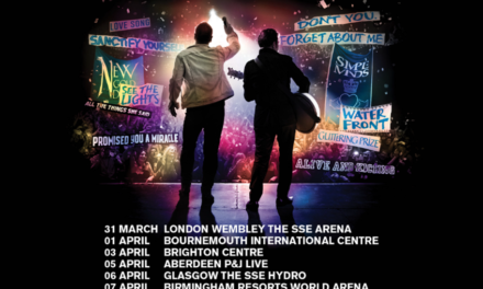SIMPLE MINDS 40 YEARS OF HITS UK ARENA TOUR RESCHEDULED TO 2022