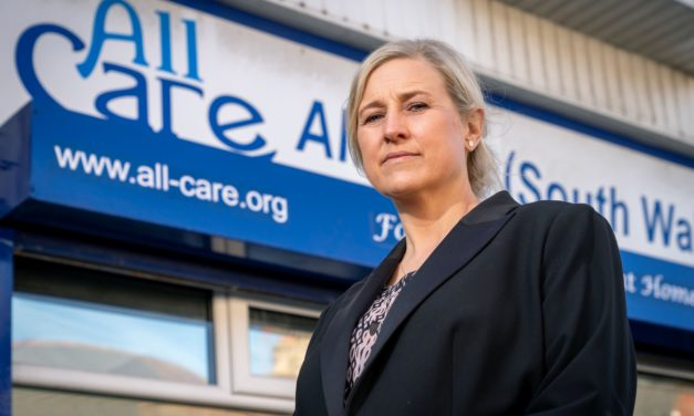 Vulnerable people at risk due to growing number of care workers self-isolating