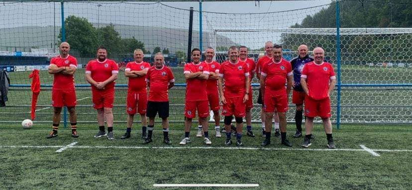Walking Football offers Sunday soccer at Clydach Vale