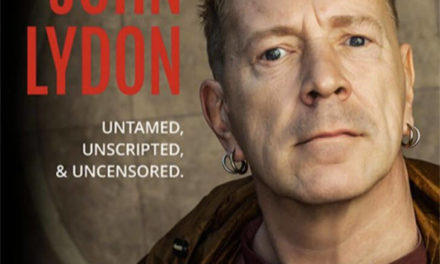 The lid off Lydon