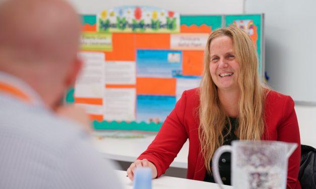 New Aberdare skills centre welcomes MP